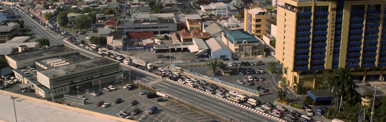 Bad Drive — news on transportation, traffic, and transit in Trinidad and Tobago.