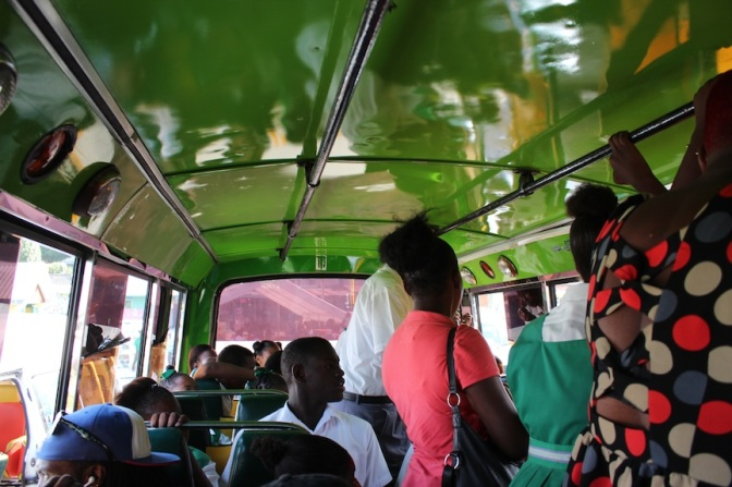 Why public transport works better in Barbados